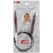 "Deborah Norville Fixed Circular Needles 47"" Size 15/10.0mm, , hi-res"