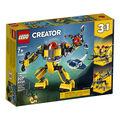 LEGO Creator 3-in-1 Underwater Robot Set