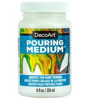 DecoArt 8 fl. oz. Pouring Medium, , hi-res