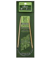 "Takumi Bamboo Circular Knitting Needles 36""-Size 7/4.5mm, , hi-res"