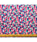 Doodles Juvenile Apparel Fabric-Geometrics Interlock