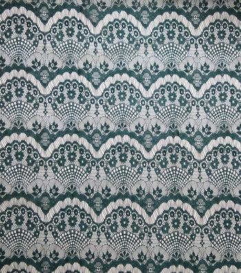 Casa Embellish Ember Eyelash Lace Fabric 56''-Botanical Garden
