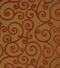 Home Decor 8\u0022x8\u0022 Fabric Swatch-Jaclyn Smith Rooftop-Tabasco