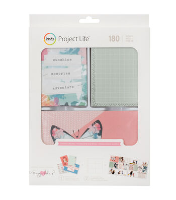 Project Life Chasing Dreams Maggie Holmes 180 pk Value Kit