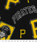 Pittsburgh Pirates Fleece Fabric-Cooperstown