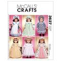 McCall\u0027s Crafts Doll Clothes-M3627