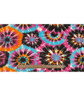 Anti-Pill Fleece Fabric 59\u0022-Kaleidescope Tiedye