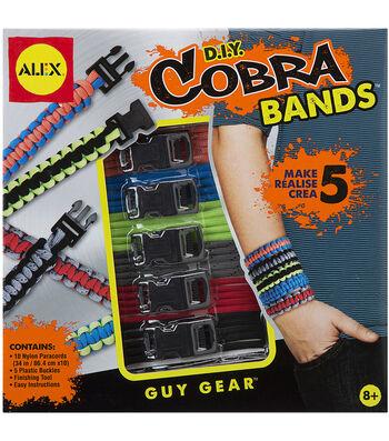 Alex Toys DIY Cobra Bands Kit