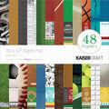 Kaisercraft Paper Pad 12\u0022X12\u0022 48/Pkg-Game On!