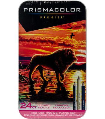 Prismacolor Premier Colored Pencil Highlighting & Shading Set