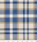 Home Essentials Lightweight Decor Fabric 45\u0022-Ethan/Indigo