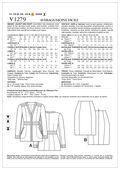 Mccall Pattern V1279 B5 (8-10-1-Vogue Pattern