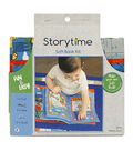 Storytime Soft Book Kit-Dino Demo Day