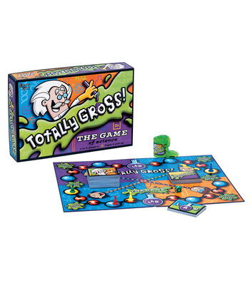 Totally Gross! – The Game of Science
