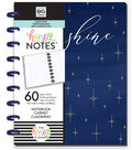 The Happy Planner Classic Happy Notes-Navy Boho