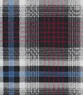 Snuggle Flannel Fabric 43\u0022-Russell Plaid