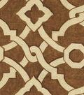 Waverly Lightweight Decor Fabric 54\u0022-Artistic Twist/Darjeeling