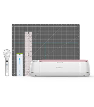 Cricut Maker + Quilting and Sewing Bundle-Rose