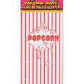Unique 10\u0022x5-1/4\u0022 Popcorn Party Bags-10PK