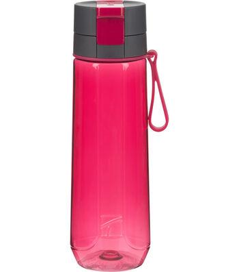 Trudeau 26 oz. DNA Water Bottle-Magenta