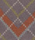 Anti-Pill Fleece Fabric 59\u0022-Rustic Sweater Geo
