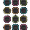 Chalkboard Brights Mini Accents 36/pk, Set of 12 Packs