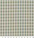 Robert Allen @ Home Upholstery Swatch 55\u0022-Many Dots Pool