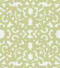 Home Decor 8\u0022x8\u0022 Fabric Swatch-Upholstery-Waverly Garden Gate/Pistachio