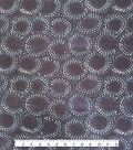 Endless Sea Knit Fabric 57\u0027\u0027-Blue Circles