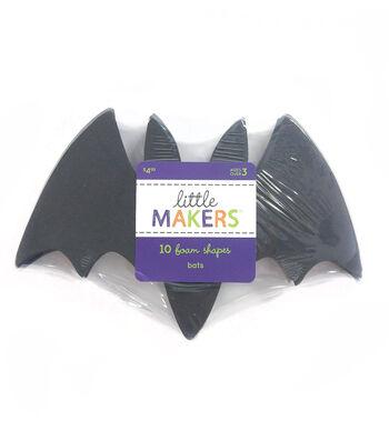 Little Maker's 10 Foam Shapes-Bat