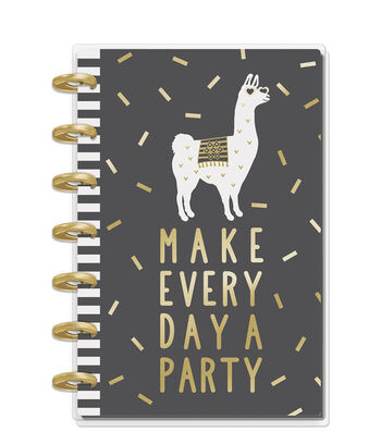 The Happy Planner Mini Dated Planner-Gold Getter