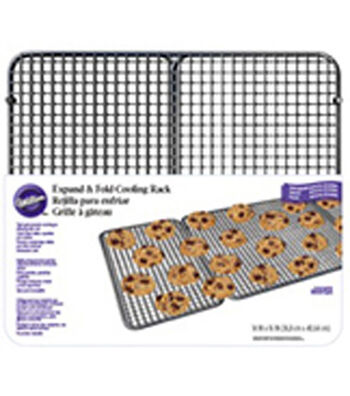 "Expand&Fold Cooling Rack 14""X32"""