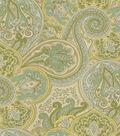 Lightweight Decor Fabric-Waverly Paddock Shawl Mineral