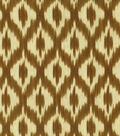 Home Decor 8\u0022x8\u0022 Fabric Swatch-Williamsburg Dedra Cocoa