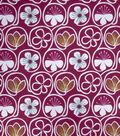 Home Decor 8\u0022x8\u0022 Fabric Swatch-Eaton Square Gershwin Raspberry