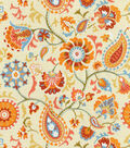 Waverly Outdoor Fabric-Sns Siren Song Tiger Lilly