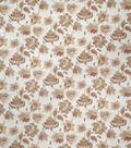 Home Decor 8\u0022x8\u0022 Fabric Swatch-SMC Designs Autograph / Honey