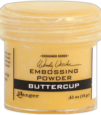 Ranger Wendy Vecchi Embossing Powders 0.63oz