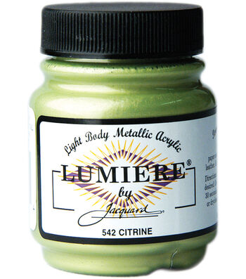 Lumiere 2.25 oz. Fabric Paint-1PK