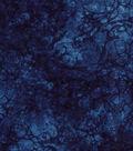 Modern Cotton Fabric 43\u0022-Water Drops Midnight