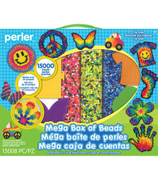 Perler Tie Dye Mega Activity Kit