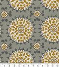 Dena Design Home Decor 8\u0022x8\u0022 Swatch-Johara Slate
