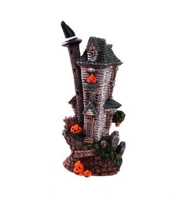 Maker's Halloween Littles Spooky House