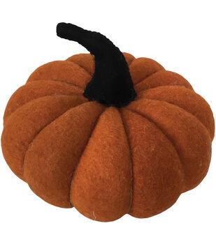 Maker's Halloween Wool Fashion Pumpkin-Orange