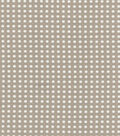 Waverly Multi-Purpose Decor Fabric 56\u0022-Button Up/Pewter