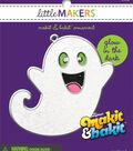 Little Makers Makit & Bakit Suncatcher Ornament-Happy Ghost