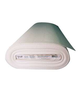 Bosal Craft-Tex Light Double-Sided Medium Sew-In Inter-White 27''X25yd