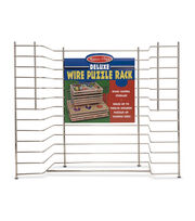Deluxe Wire Puzzle Rack-, , hi-res