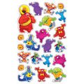 Furry Friends superShapes Stickers-Large 168 Per Pack, 12 Packs