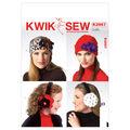 Kwik Sew Mother & Daughter Headgear-K3967